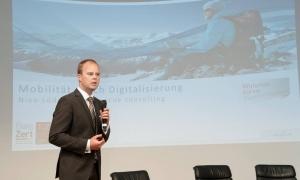Nico Lüdemann beim Wirtschaftsforum Münster 2017