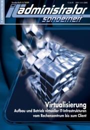 """IT-Administrator Sonderheft """"Virtualisierung"""""""